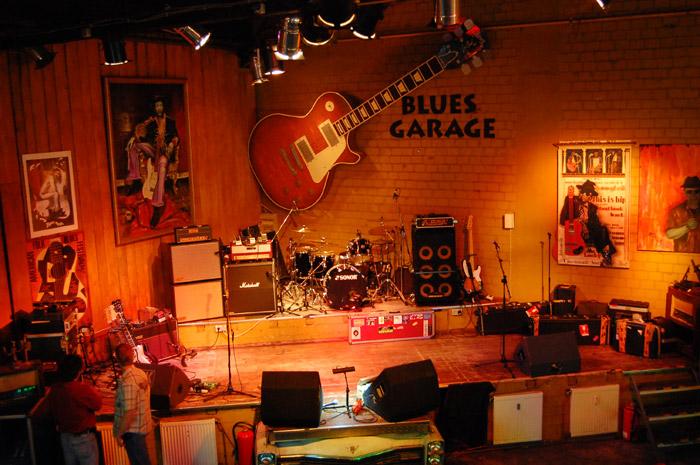 blues garage hannover germany 3 may 2008